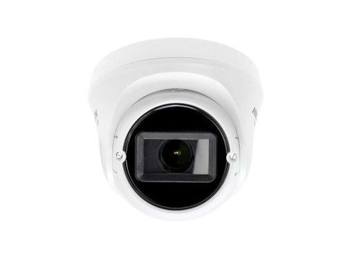 Telecamera Analogica Turret Dome 1080P 2MP Ottica Varifocale Manuale 2.8-12mm IP66 OSD Smart IR TVI AHD CVI CVBS HiWatch HWT-T320-VF
