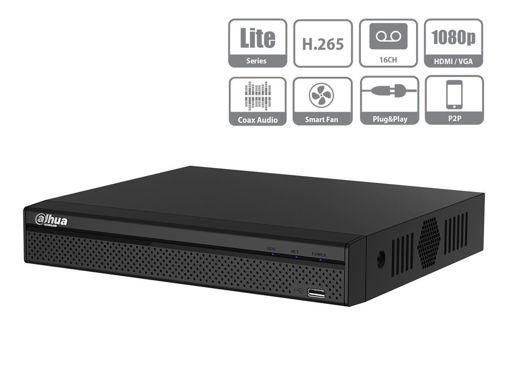 Videoregistratore XVR DVR NVR 16 Canali