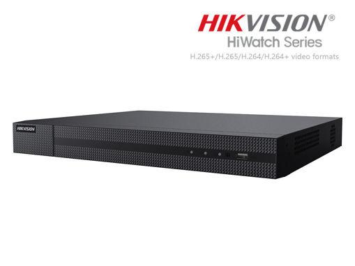 Videoregistratore NVR 4 Canali 4K HD 4CH@8Mpx