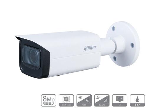 Telecamera IP Bullet 4K 8MP