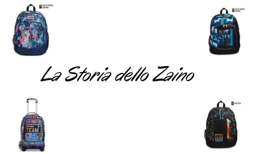 La Storia dello Zaino