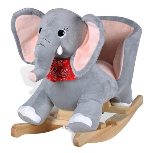 Immagine di Elefante a Dondolo
